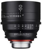 Samyang XEEN CINE 50 mm T/1,5 pro Sony E