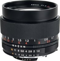 Voigtlander Nokton 58 mm f/1,4 SL II Asph. AI-S pro Nikon černý