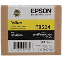 Epson Singlepack T850400 Photo Yellow UltraChrome HD - žlutá