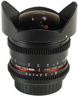 Samyang CINE 8 mm T/3,8 VDSLR CSII pro Nikon