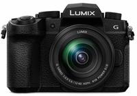 Panasonic Lumix DC-G90 + 12-60 mm černý