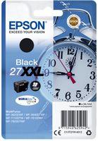 Epson Singlepack T27914012 Black 27 XXL DURABrite - černá