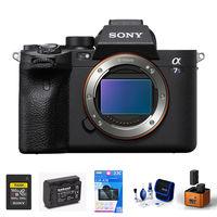 Sony Alpha A7S III tělo černý - Foto kit