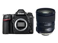 Nikon D780 + Tamron AF SP 24-70 mm f/2,8 Di VC USD G2
