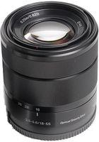 Sony 18-55 mm f/3,5-5,6 SEL černý