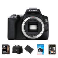 Canon EOS 250D tělo černý - Foto kit