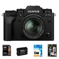 Fujifilm X-T4 + 18-55 mm černý - Foto kit