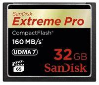 SanDisk CF 32GB Extreme Pro UDMA7 160 MB/s
