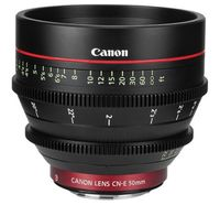 Canon EF CINEMA CN-E 50 mm T/1,3 L F