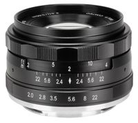 Meike MK 50 mm f/2,0 pro Micro 4/3