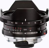 Voigtlander Super Wide Heliar 15 mm f/4,5 III pro M-bajonet