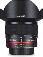 Samyang 14 mm f/2,8 pro Micro 4/3