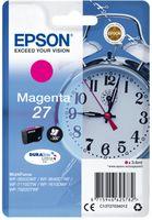 Epson Singlepack T27034012 Magenta 27 DURABrite - purpurová