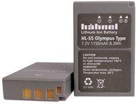 Hähnel akumulátor BLS-5 pro Olympus