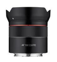 Samyang AF 18 mm f/2,8 pro Sony FE