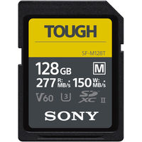 Sony SDXC Tough SF-M 128GB V60 U3 UHS-II