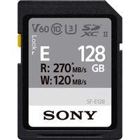 Sony SDXC SF-E 128GB Class 10 UHS-II
