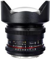 Samyang CINE 14 mm T/3,1 VDSLR pro Sony E