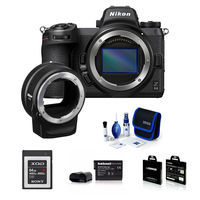 Nikon Z6 II + FTZ adaptér - Foto kit
