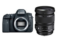 Canon EOS 6D Mark II + Sigma 24-105 mm f/4 DG OS HSM ART