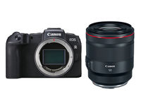 Canon EOS RP + RF 50 mm f/1,2 L USM