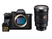 Sony Alpha A7R IV + FE 24-70 mm f/2,8 GM