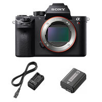 Sony Alpha A7R II tělo - Power kit
