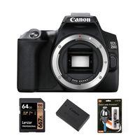 Canon EOS 250D tělo černý - Základní kit