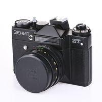 Zenit ET + 58 mm bazar