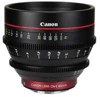 Canon EF CINEMA CN-E 85 mm T/1,3 L F