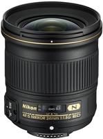 Nikon 24 mm f/1,8 G ED