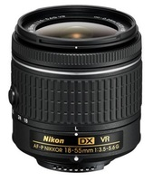 Nikon 18-55 mm f/3,5-5,6 G AF-P DX  VR
