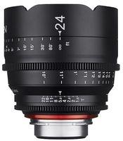 Samyang XEEN CINE 24 mm T/1,5 pro Canon EF