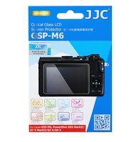 JJC ochranné sklo na displej pro Canon EOS M50, M6, Powershot G9 X, G9 X Mark II, G7 X MarkII, G5