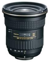 Tokina AT-X 17-35 mm f/4,0 Pro FX pro Canon