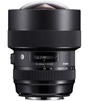 Sigma 14-24 mm f/2,8 DG HSM Art pro Nikon