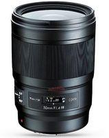 Tokina Opera 50 mm f/1,4 FF pro Canon EF