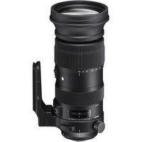 Sigma 60-600 mm f/4,5-6,3 DG OS HSM Sports pro Canon EF