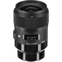 Sigma 35 mm f/1,4 DG HSM Art pro Sony E