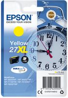 Epson Singlepack T27144012 Yellow 27 XL DURABrite - žlutá
