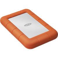 """LaCie Rugged Mini 5TB HDD, 2.5"""" USB 3.0, hliníkový, odolný"""