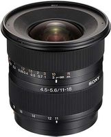Sony DT 11-18 mm f/4,5-5,6