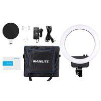 NanLite Halo 16 LED kruhové světlo