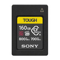 Sony Tough CFexpress Typ A 160GB