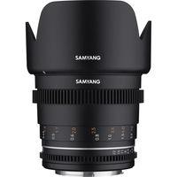 Samyang 50mm T/1,5 VDSLR MK2 pro Canon M