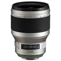 Pentax D FA 85 mm f/1,4 ED SDM AW Silver Edition