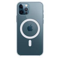 Apple průhledný kryt s MagSafe pro iPhone 12 a 12 Pro čirý