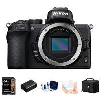 Nikon Z50 tělo - Foto kit
