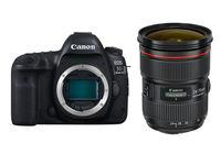 Canon EOS 5D Mark IV + 24-70 mm f/2,8 L USM II