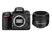 Nikon D750 + 50 mm f/1,4 G